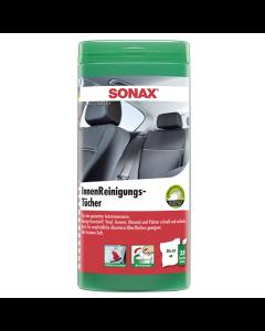 SONAX Autóbelső tisztító kendő 25db