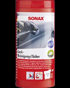SONAX Fényező Tisztítókendő dobozos 25db 120ML