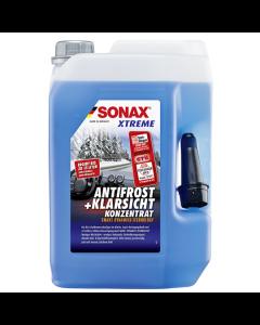 SONAX Xtreme Szélvédőmosó, Jégoldó koncentrátum 5Liter