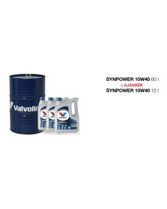 Synpower 10W-40  60L