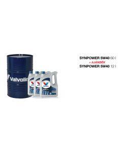 Synpower SAE 5W-40 60L