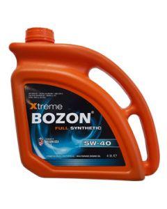 Bozon Xtreme 5W-40 motorolaj