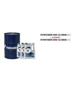 Valvoline Synpower ENV C2 5W-30 motorolaj 60 L