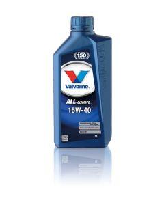 Valvoline All Climate 15W-40 motorolaj