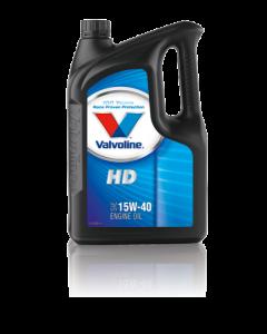 Valvoline HD 15W-40 5L