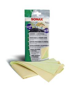 SONAX Szélvédő és ablak tisztító kendő 1db