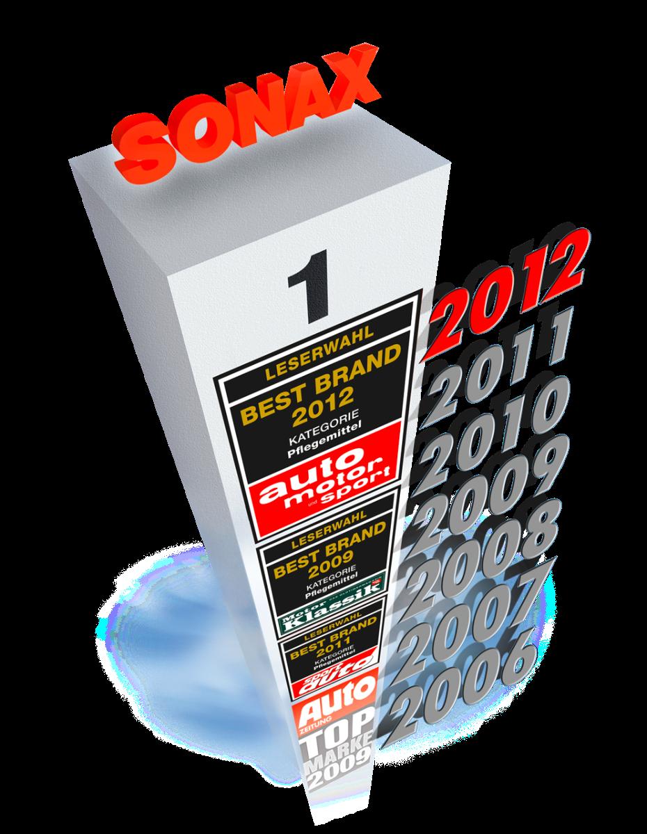sonax márka oszlop